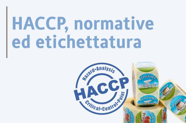 HACCP, normative ed etichettatura